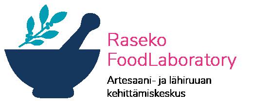 Raseko FoodLaboratory -logo.